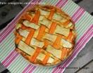 Tarte courgette carotte chevre