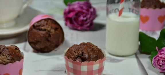 Muffins red velvet