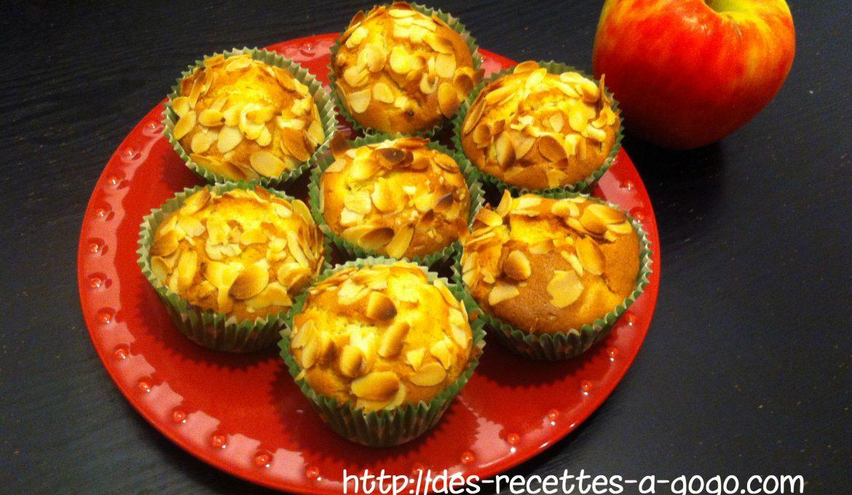 Muffins aux pommes