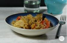 Poulet Jambalaya