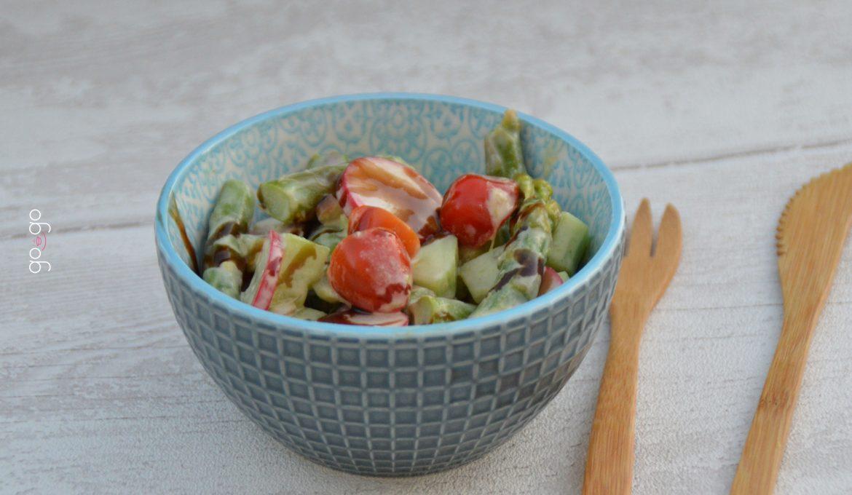 Salade d'asperge